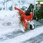 отвал для снега