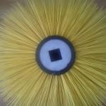 Цилиндрическая щётка ADLER