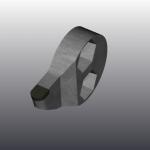 Зуб CARLTON HEX-D1-N-R-00695 4