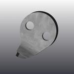 Зуб CARLTON HEX-D1-R-00695 1