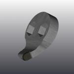 Зуб CARLTON HEX-D1-R-00695 2