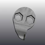 Зуб CARLTON HEX-D1-R-00695 3