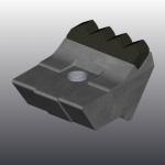 Молоток JENZ JE-D4-02160-10MM 2