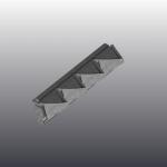 Режущая панель Komptech KO-0-29350 (1)