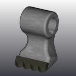 Молоток для Midi Forst OPT 193 190.02.084 1