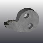 Зуб RAYCO RAY-D1-L-CGP1-00725 1