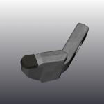 Резец VERMEER VER-D1-R-00200 (4)