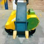 Гидравлический мульчер на экскаватор SERRAT CABEZAL F4 15