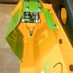 Гидравлический мульчер на экскаватор SERRAT CABEZAL F4 17