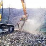Лесной мульчер SERRAT CABEZAL F4 9