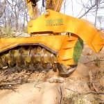 Лесной мульчер SERRAT CABEZAL F5 3