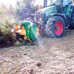 Лесной мульчер SERRAT серии FX 2