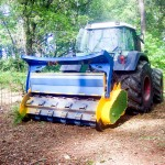 Лесной мульчер SERRAT FX6 1